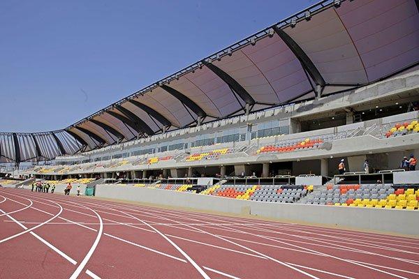 Applications Stadiums